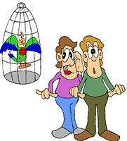 Idiom Definition - a little birdie told me