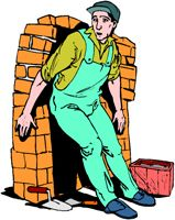 Idiom Definition - to have your back to the wall - to be in a desperate situation with not many options available