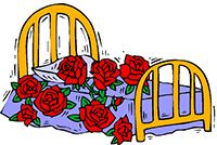 Idiom Definition - bed of roses