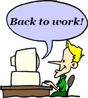 Idiom Definition - get back to