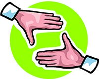 Idiom Definition - go hand in hand
