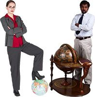Idiom Definition - movers and shakers