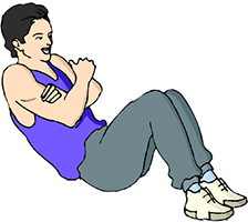 Idiom Definition - to be out of shape