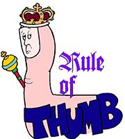 Idiom Definition - rule of thumb
