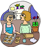Idiom Definition - to see eye to eye