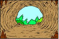 Idiom Definition - see the light at the end of the tunnel