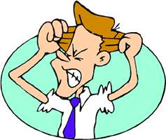 Idiom Definition - to be sick and tired