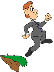 Idiom Definition - to throw caution to the wind