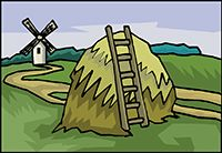 Idiom Definition - a needle in a haystack