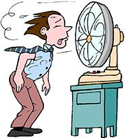 Idiom Definition - cool down
