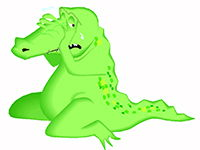 Idiom Definition - crocodile tears