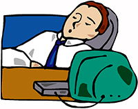 Idiom Definition - forty winks