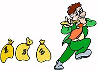 Idiom Definition - he who pays the piper calls the tune