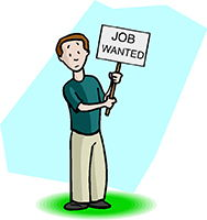 Idiom Definition - hold down a job