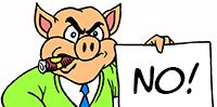 Idiom Definition - pig-headed