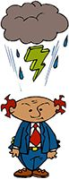 Idiom Definition - weather the storm