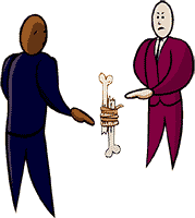 Idiom Definition - bone of contention