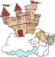 Idiom Definition - castles in the air